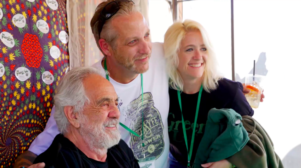 Celebrity 420 Experience w/ Tommy Chong (4.5 hrs.)